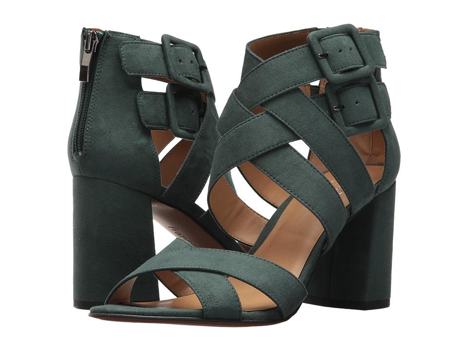 Franco Sarto - Mailya (Tartan Green) Women's Shoes