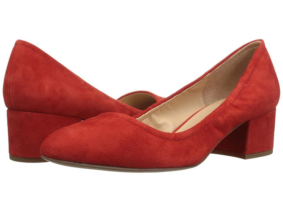 Franco Sarto - Fausta (Bright Red) Women's Shoes