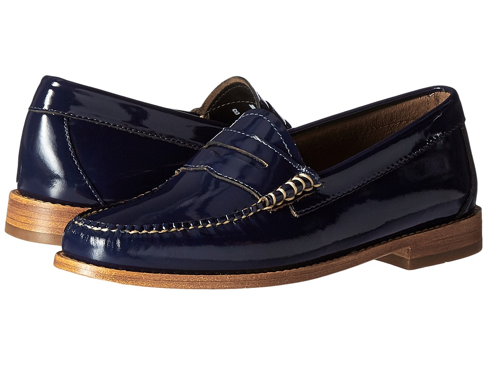G.H. Bass & Co. - Whitney (Navy) Women's Shoes