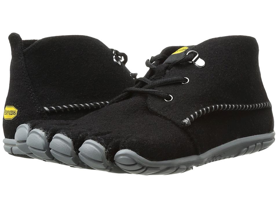 Vibram FiveFingers CVT Wool (Black/Grey) Women