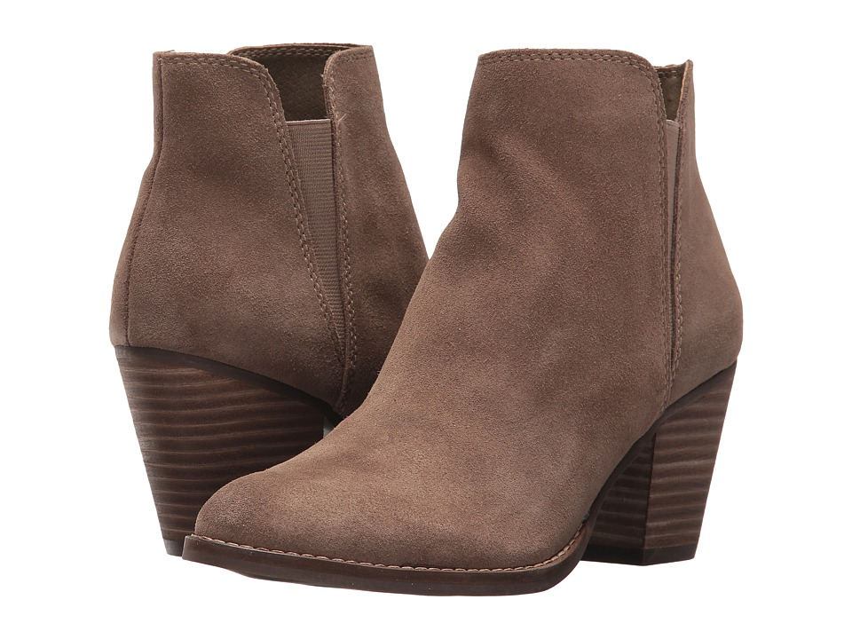 Dolce Vita - Jadie (Taupe Suede) Women's Boots
