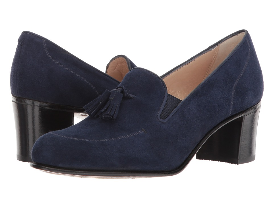 Gravati Tasselled High Heel (Navy) High Heels