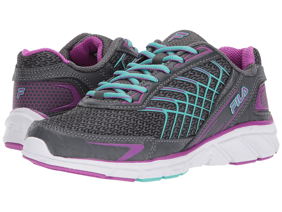 Fila - Memory Core Callibration 3 (Castelrock/Purple Cactus Flower/Cockatoo) Women's Shoes
