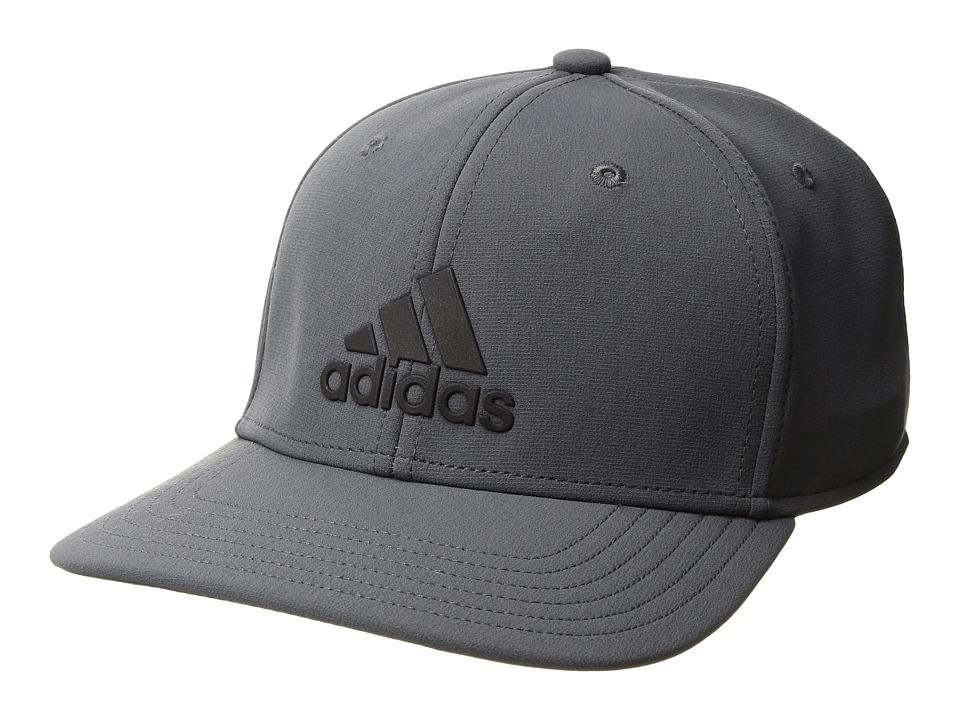 adidas - adiZero Reflective Snapback (Onix/Multi-Reflective/Grey) Baseball Caps