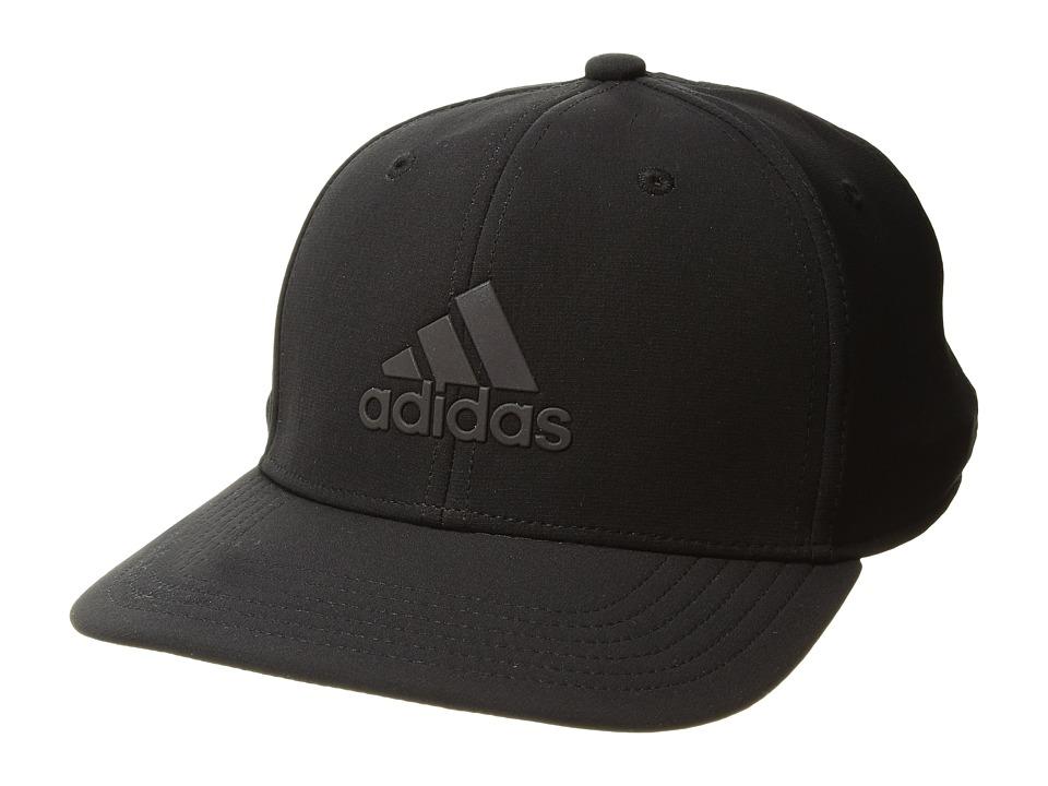 adidas - adiZero Reflective Snapback (Black/Multi-Reflective/Onix) Baseball Caps