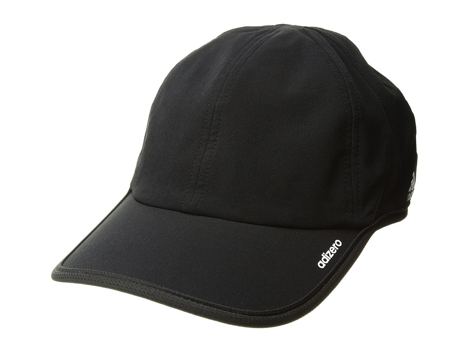 adidas - adiZero II Team Cap (Black/White) Baseball Caps
