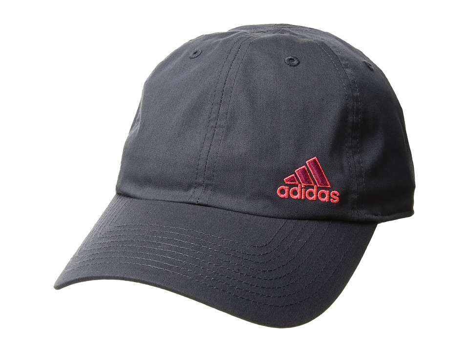 adidas - Squad Cap (Deepest Space/Bold Pink/Flash Red/Poison Ivy Print) Caps