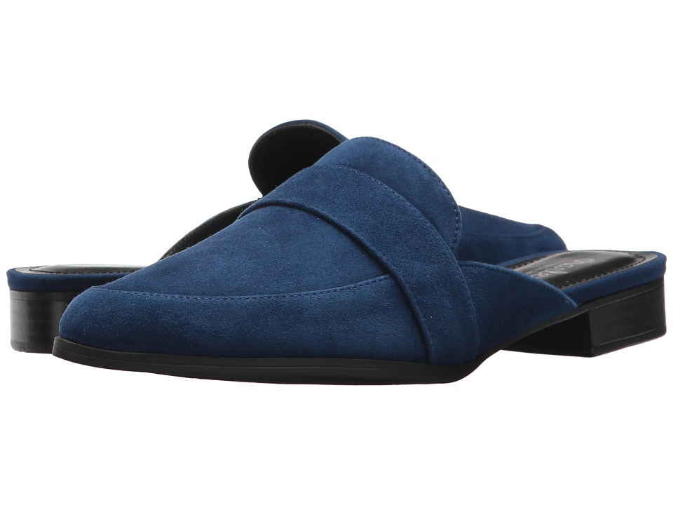 Charles by Charles David Emma (Navy Suede) Women