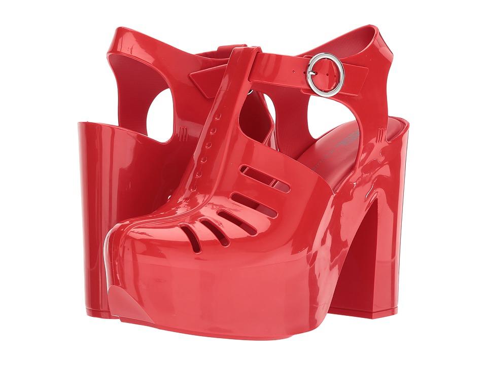 Melissa Shoes - Aranha 79 16 Heel (Red) Women's Shoes