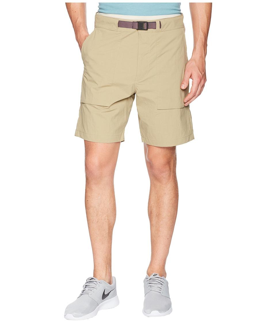 Nike SB SB Flex Everett Shorts (Khaki/Black) Men