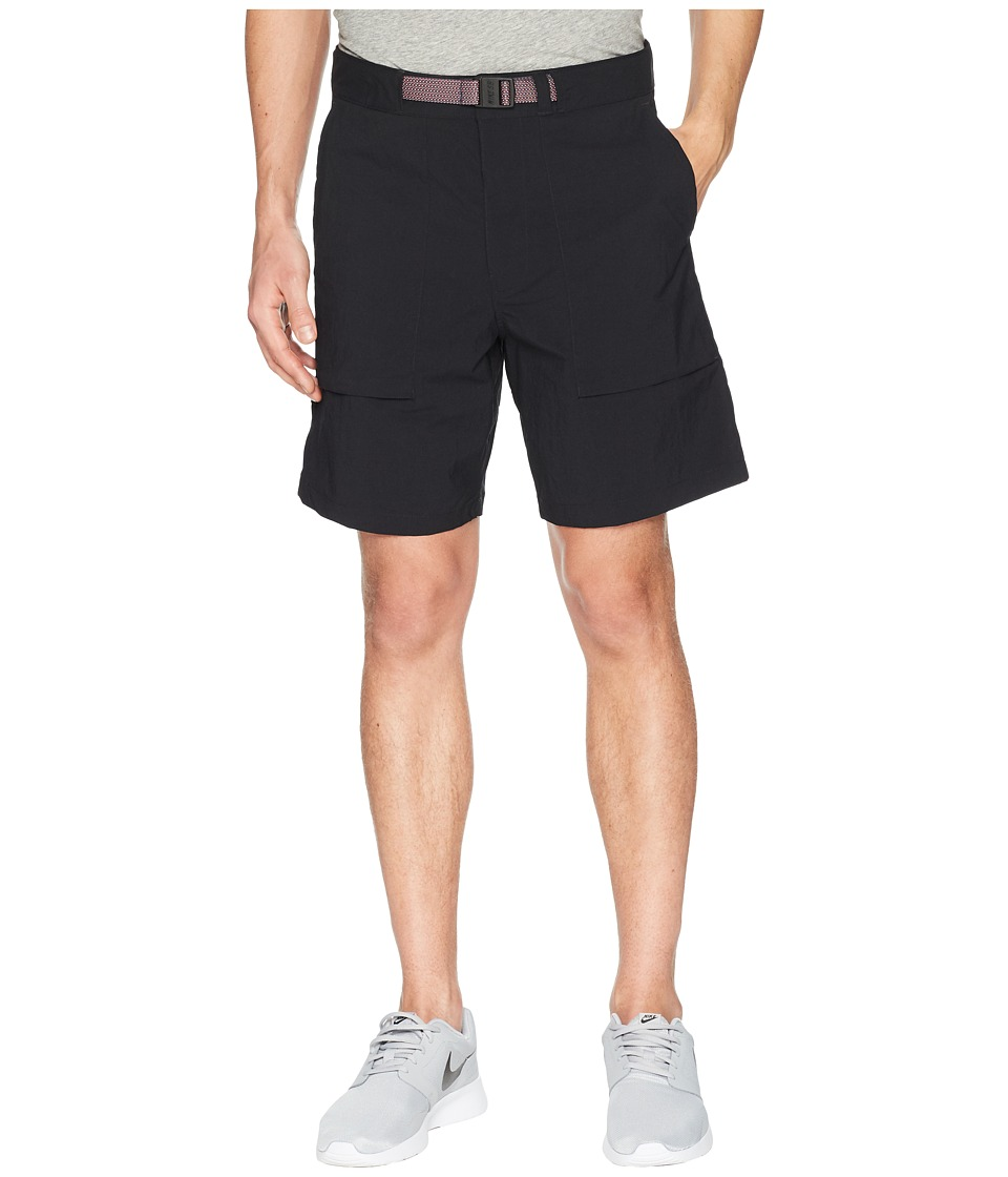 Nike SB SB Flex Everett Shorts (Black/Black) Men