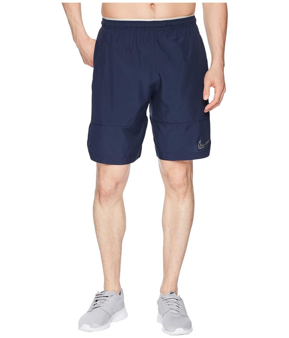 Nike Dry Shorts Untouchable Woven (College Navy/Light Bone/Black) Men