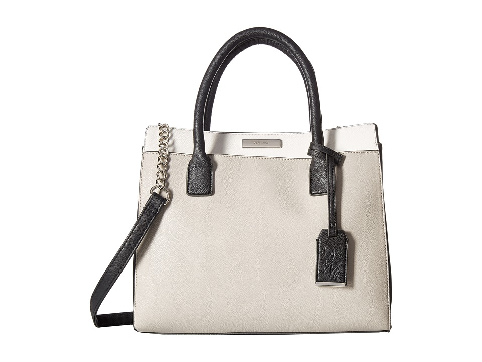 Nine West - Rosalie (Dove/Snow Petal/Black) Handbags