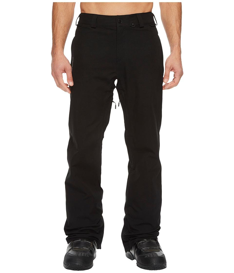 Volcom Snow Freakin Snow Chino Pants (Black) Men