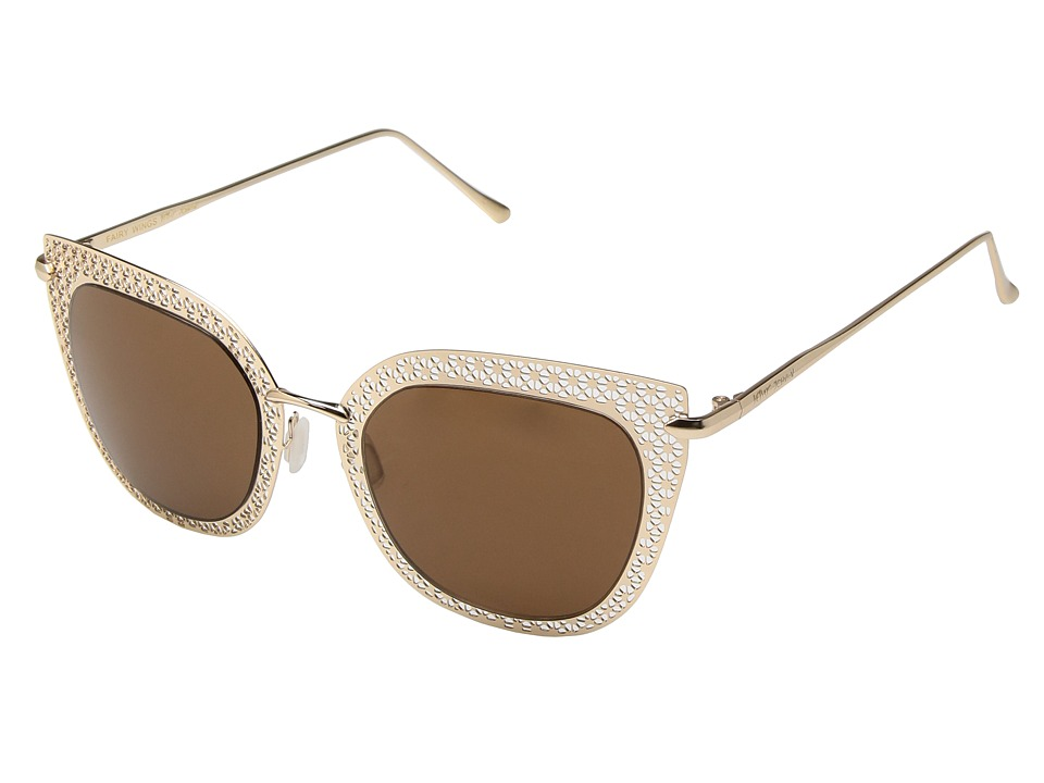 Betsey Johnson - BJ 473176 (Gold) Fashion Sunglasses