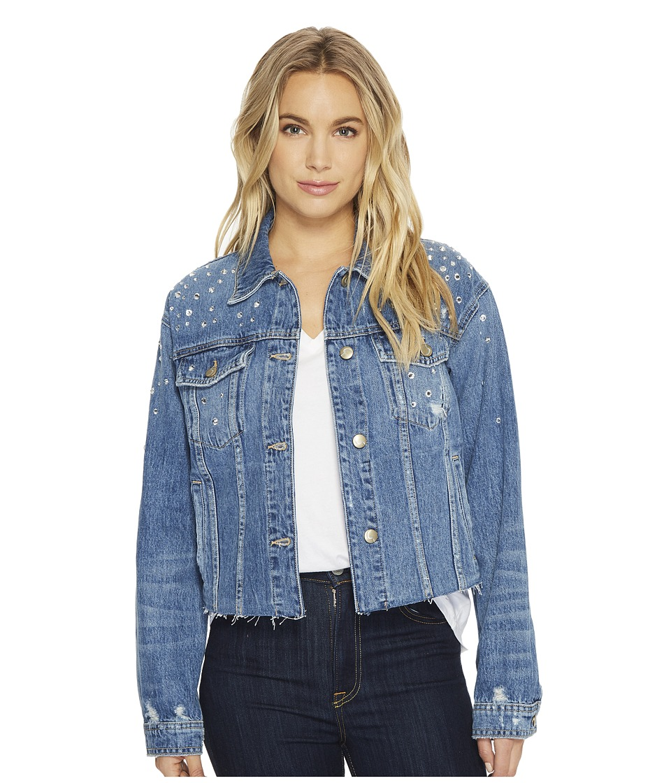 Joe's Jeans - The Cropped Boyfriend Jacket (Cyndi) Women's Coat