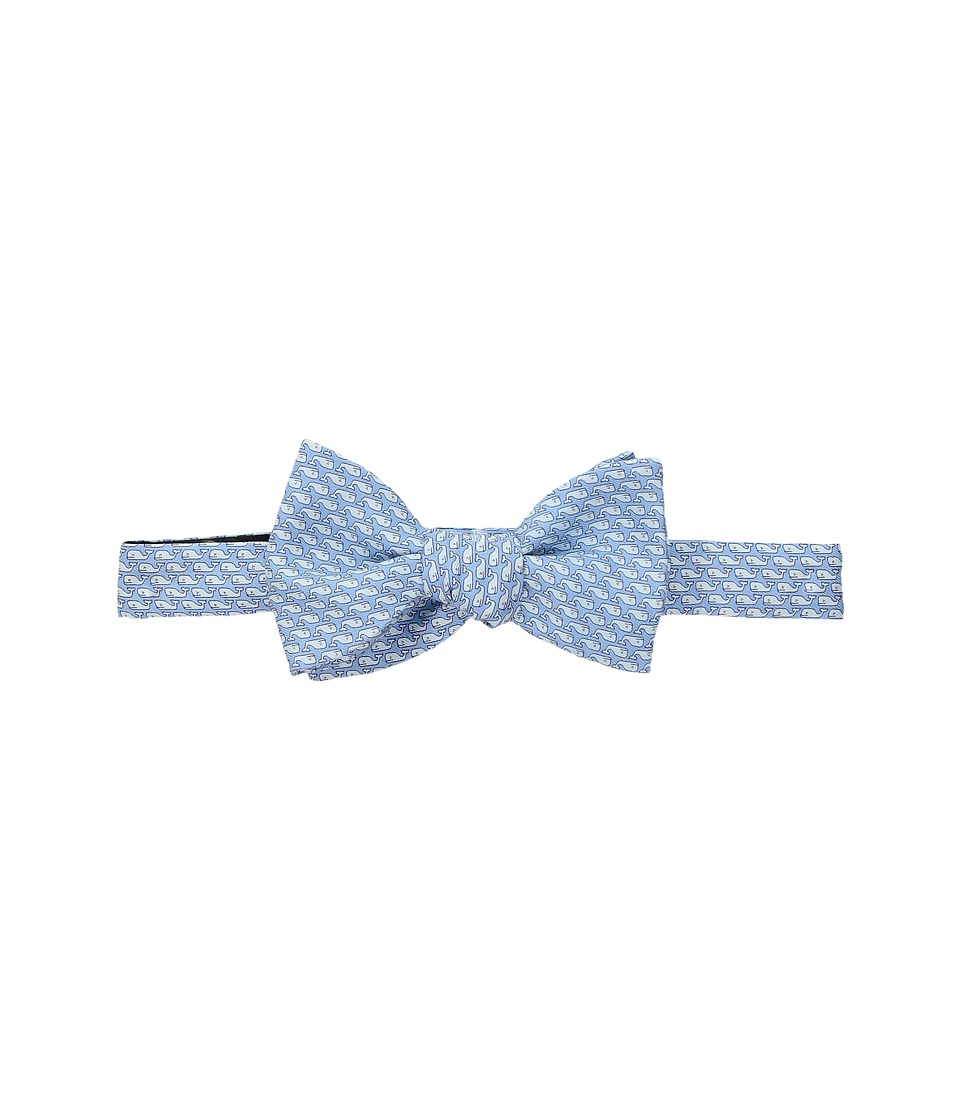 Vineyard Vines - Printed Bow Tie - Vineyard Whale (Sea Splash) Ties