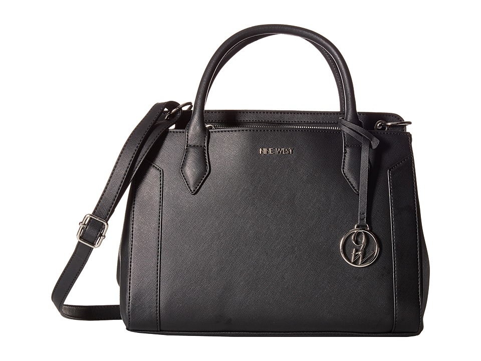 Nine West - Lady Luxury (Black) Handbags