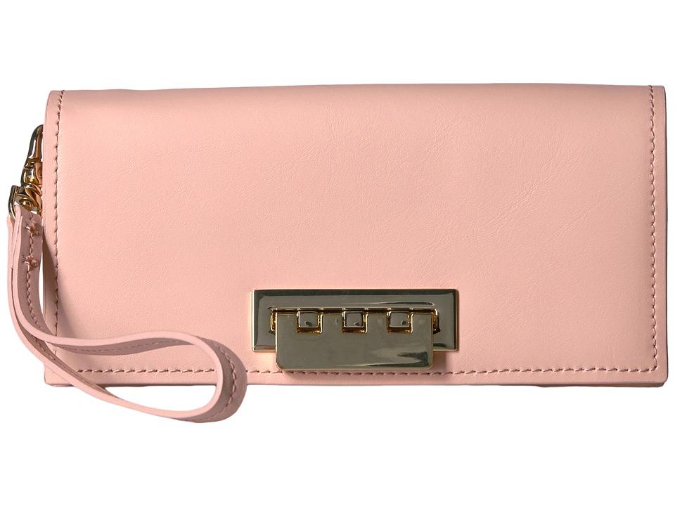 ZAC Zac Posen - Earthette Wristlet (Shell) Wristlet Handbags