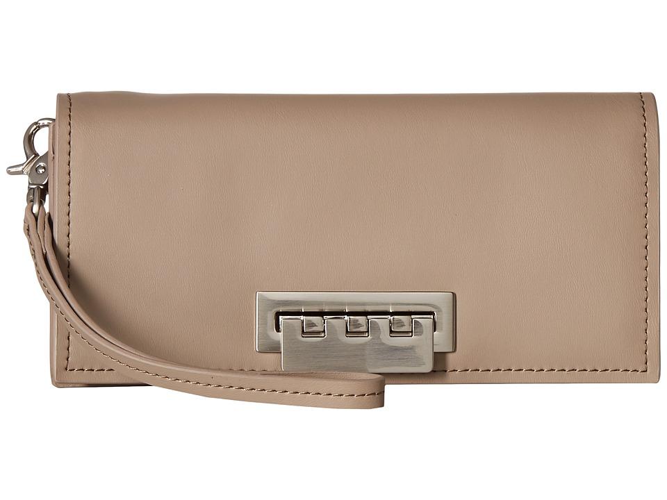 ZAC Zac Posen - Earthette Wristlet (Seagull 2) Wristlet Handbags