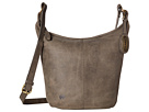 Born - Plymouth Distressed Bucket Hobo