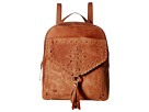 Born Amherst Distressed Perforated Backpack Backpack Bags