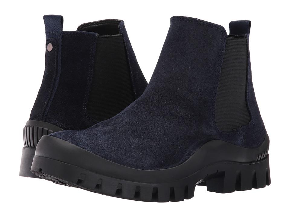 Calvin Klein Jeans - Hugo (Midnight) Men's Slip-on Dress Shoes