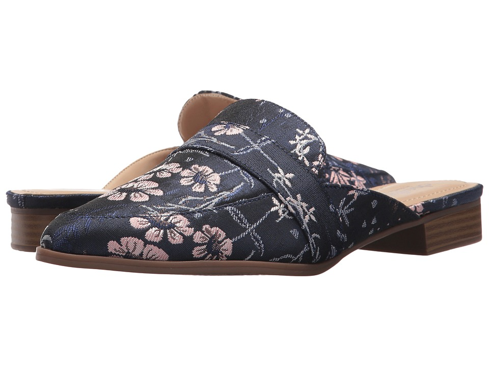 Charles by Charles David - Emma (Navy Multi Floral) Women's Shoes