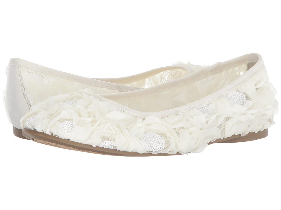 Adrianna Papell Bernadette (Ivory Botanica Sequin) Women