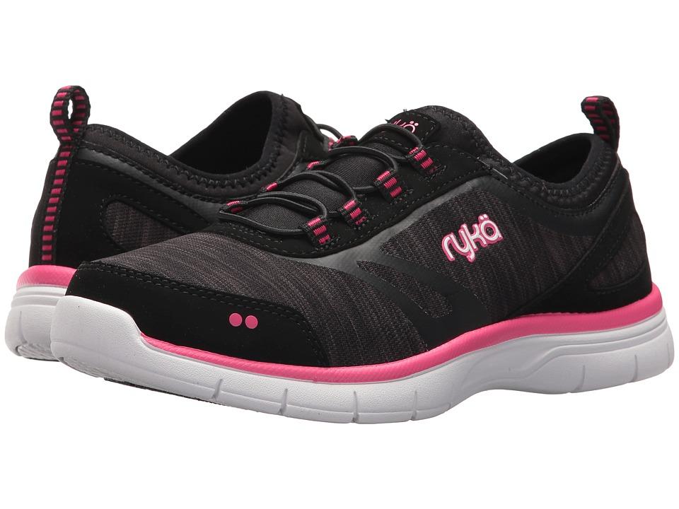 Ryka Divya (Black/Pink) Women