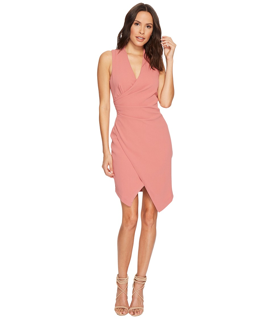 Adelyn Rae Teri Sheath Dress (Rosette) Women
