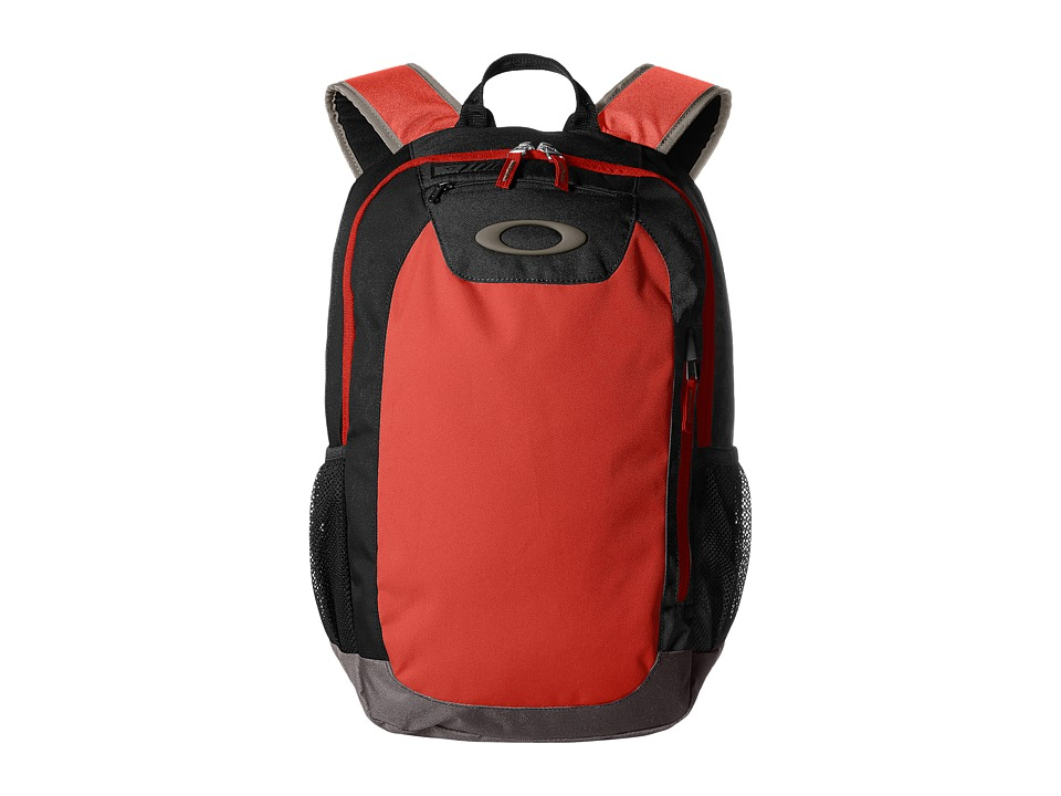 Oakley - Enduro 2.0 Crestible (Jet Black) Backpack Bags
