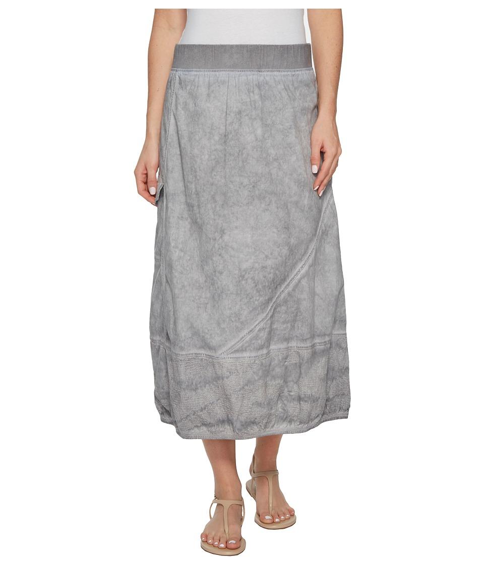 XCVI Forsythia Skirt (Cold Wash Grey) Women