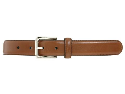 Cole Haan - Cole Belt (Mahogany) Men's Belts