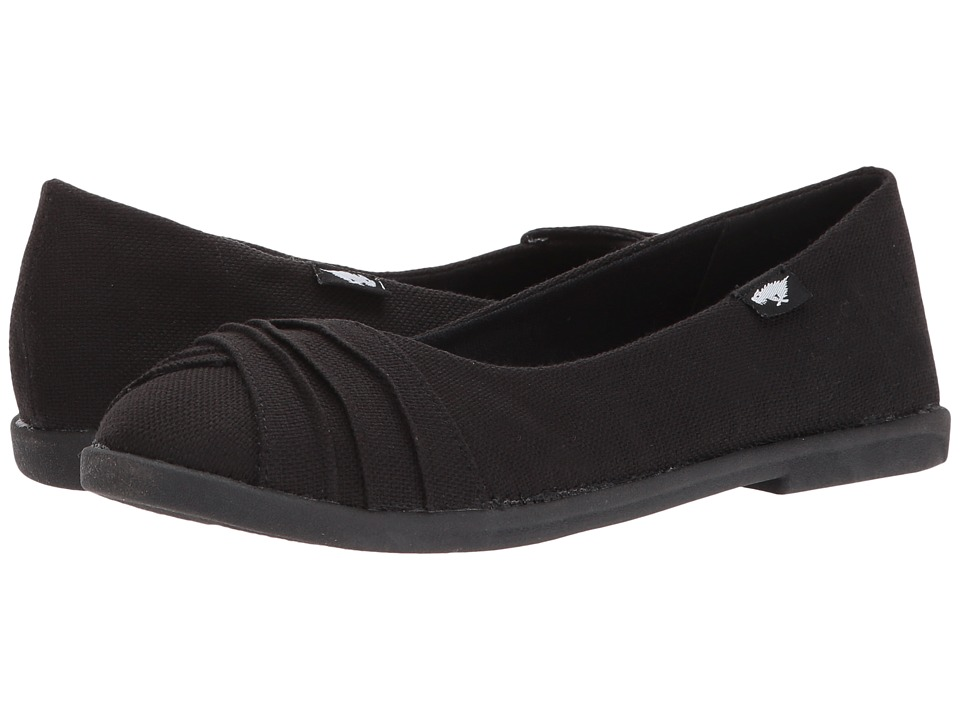Rocket Dog - Jenneva (Black Beachball) Women's Slip on Shoes