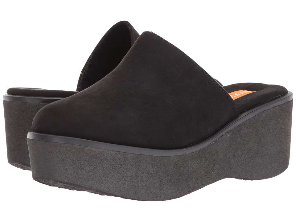 Rocket Dog - Twinsy (Black Coast) Women's Slip on Shoes