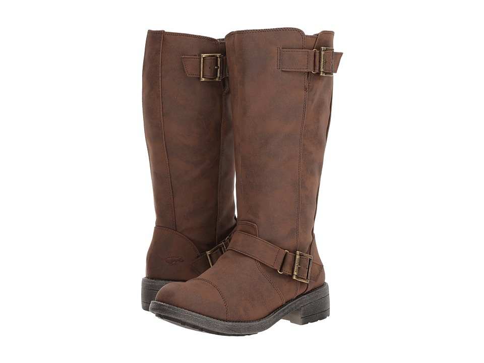 Rocket Dog - Terry (Brown Graham) Women's Shoes