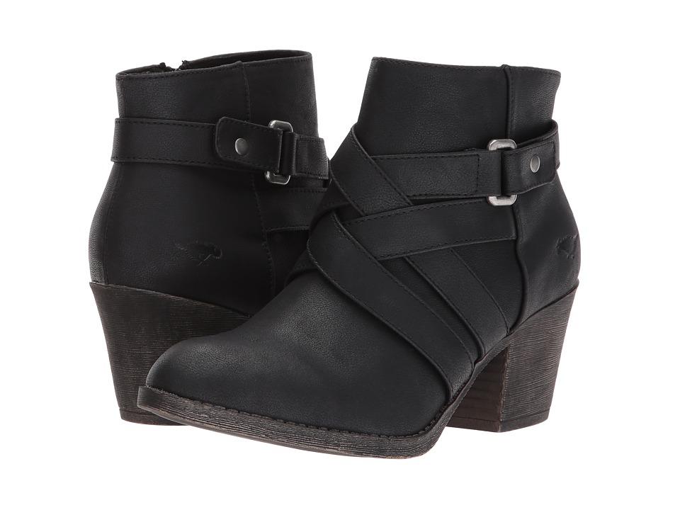 Rocket Dog - Sterling (Black Lewis) Women's Boots