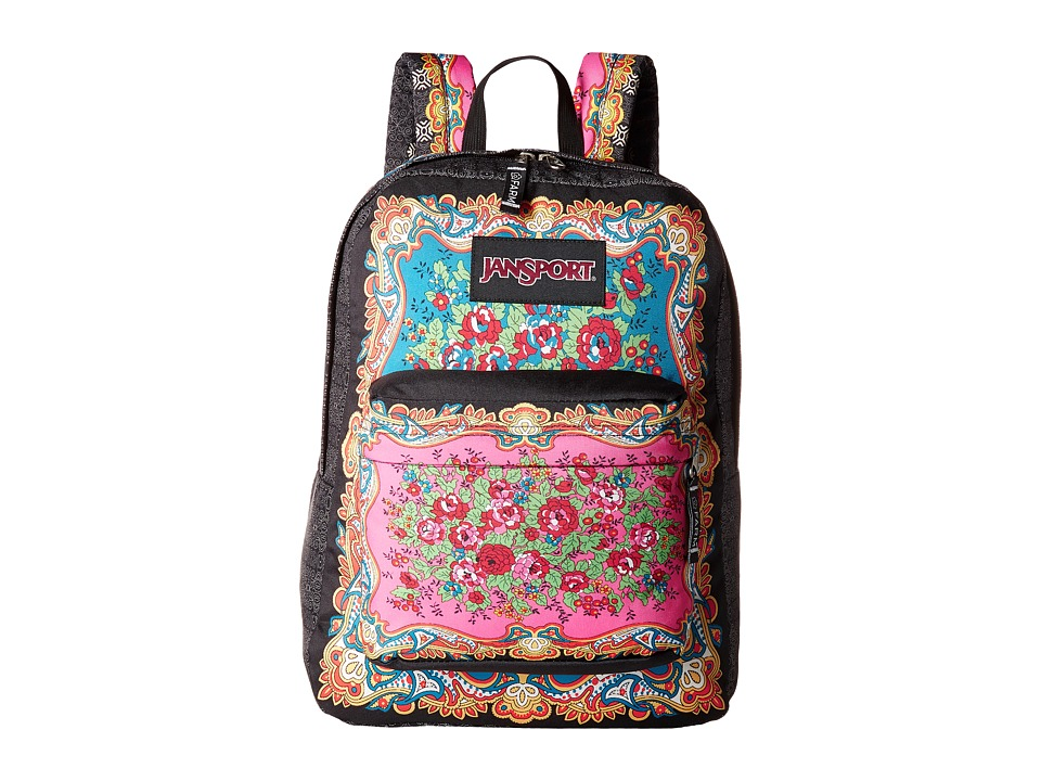 JanSport - Farm Superfx (Multi Porto Claro) Bags