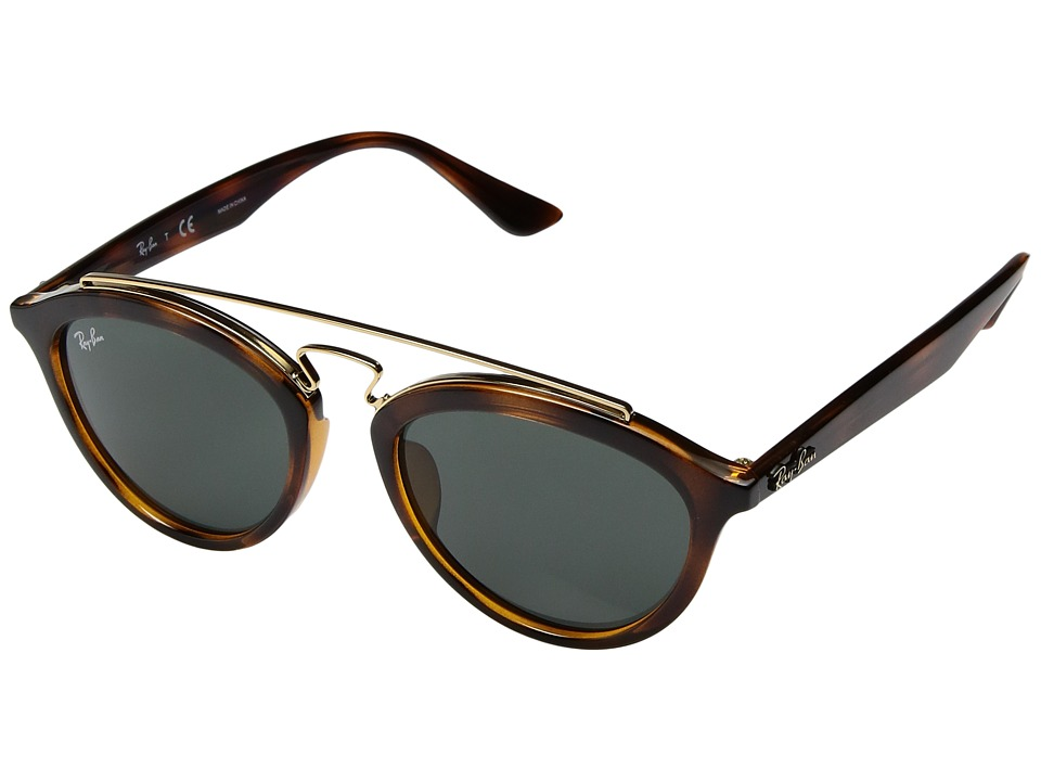 Ray-Ban - 0RB4257F 51mm (Tortoise) Fashion Sunglasses