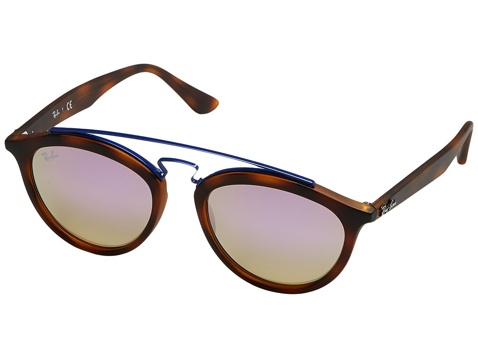 Ray-Ban - 0RB4257 53mm (Tortoise) Fashion Sunglasses
