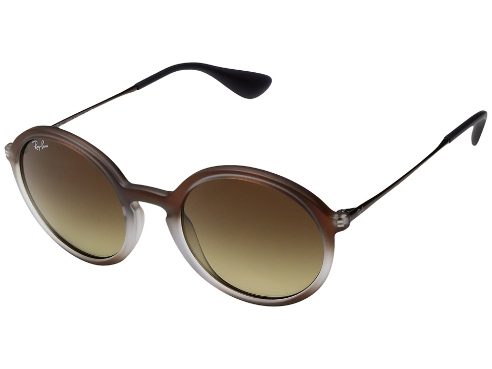 Ray-Ban - 0RB4222 50mm (Taupe) Fashion Sunglasses