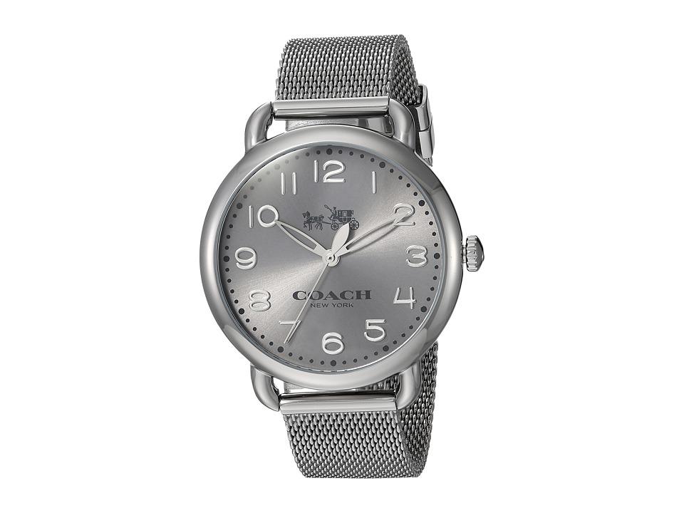 COACH - Delancey - 14502666 (Grey) Watches