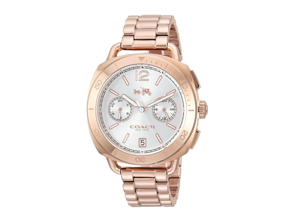COACH - Tatum (Rose Gold) Watches