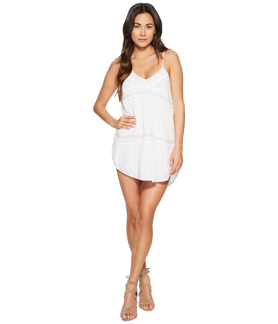 Amuse Society Summer Light Dress (White) Women
