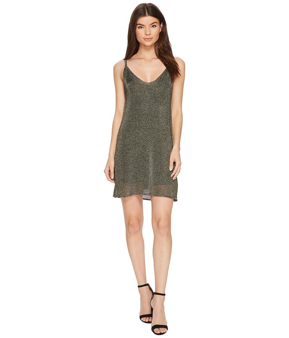 Amuse Society Ray of Light Dress (Bronze) Women
