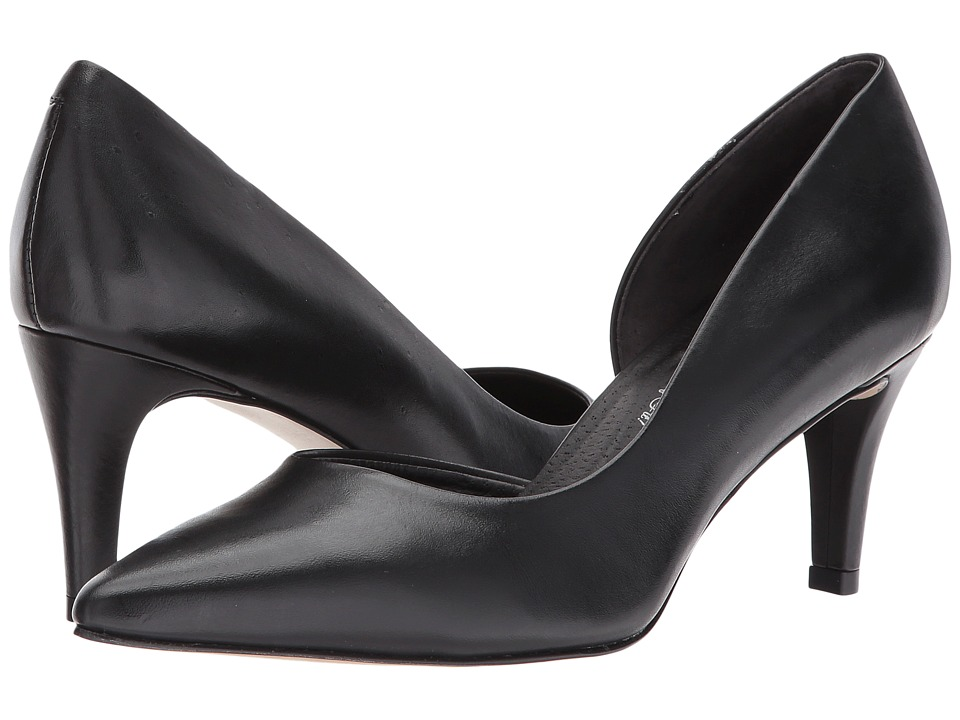 Walking Cradles - Surge (Black Cashmere Leather) Women's Shoes