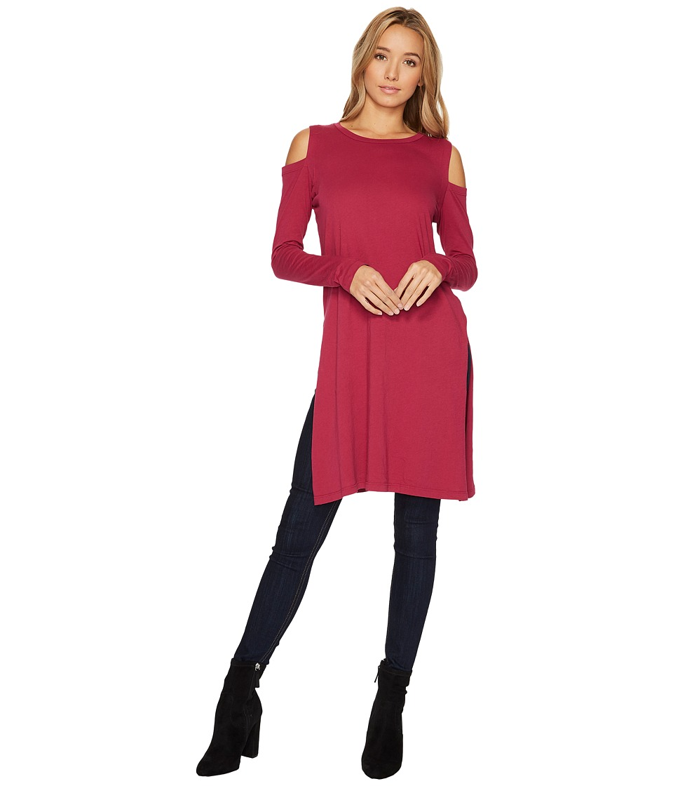 LAmade - Mara Tunic (Hot Berry) Women's Blouse