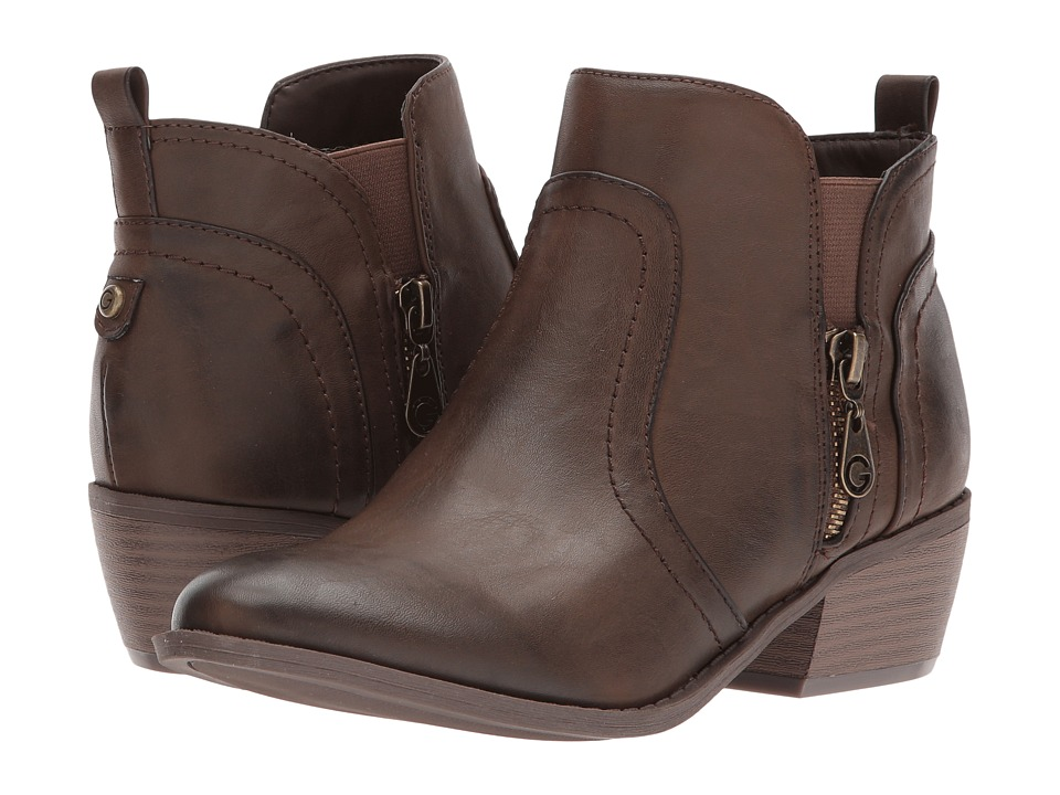 G by GUESS Troye (Espresso) Women