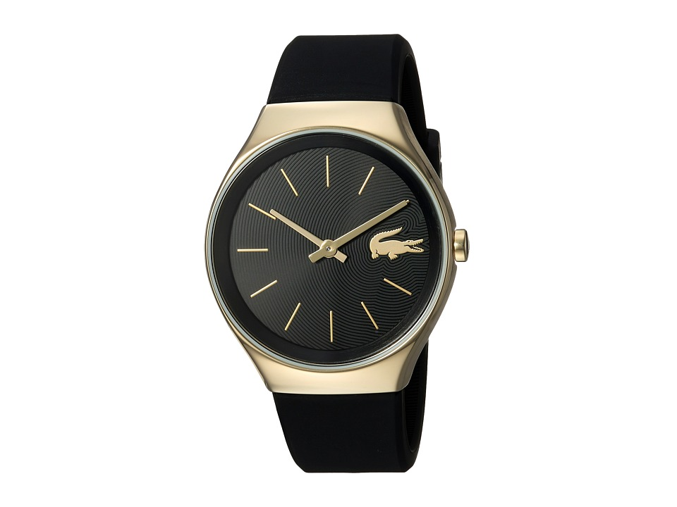 Lacoste - 2000967 - VALENCIA (Black/Gold) Watches
